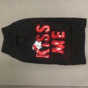 Sweaters - XS-S Dog Christmas Sweater